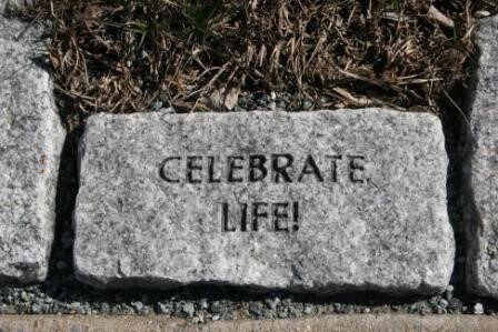 cobblestone dedication