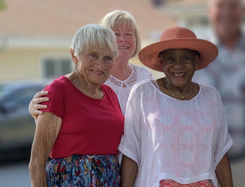 The Gentle Determination of Women:  Celebrating Hospice Leadership